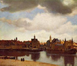 * Vermeer's veneer *