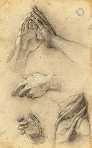 * manos *